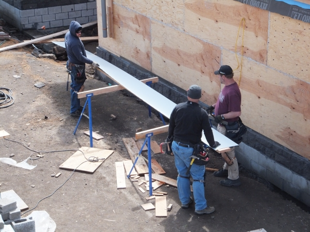 Steel Roofing Material