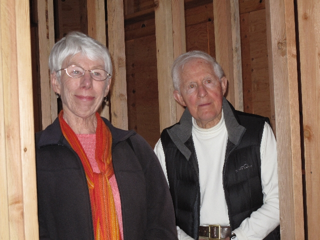 David and Lorraine