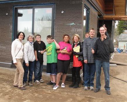 River Bend School Visit