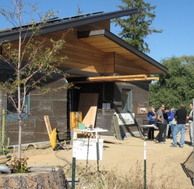 On the Green and Solar Home Tour
