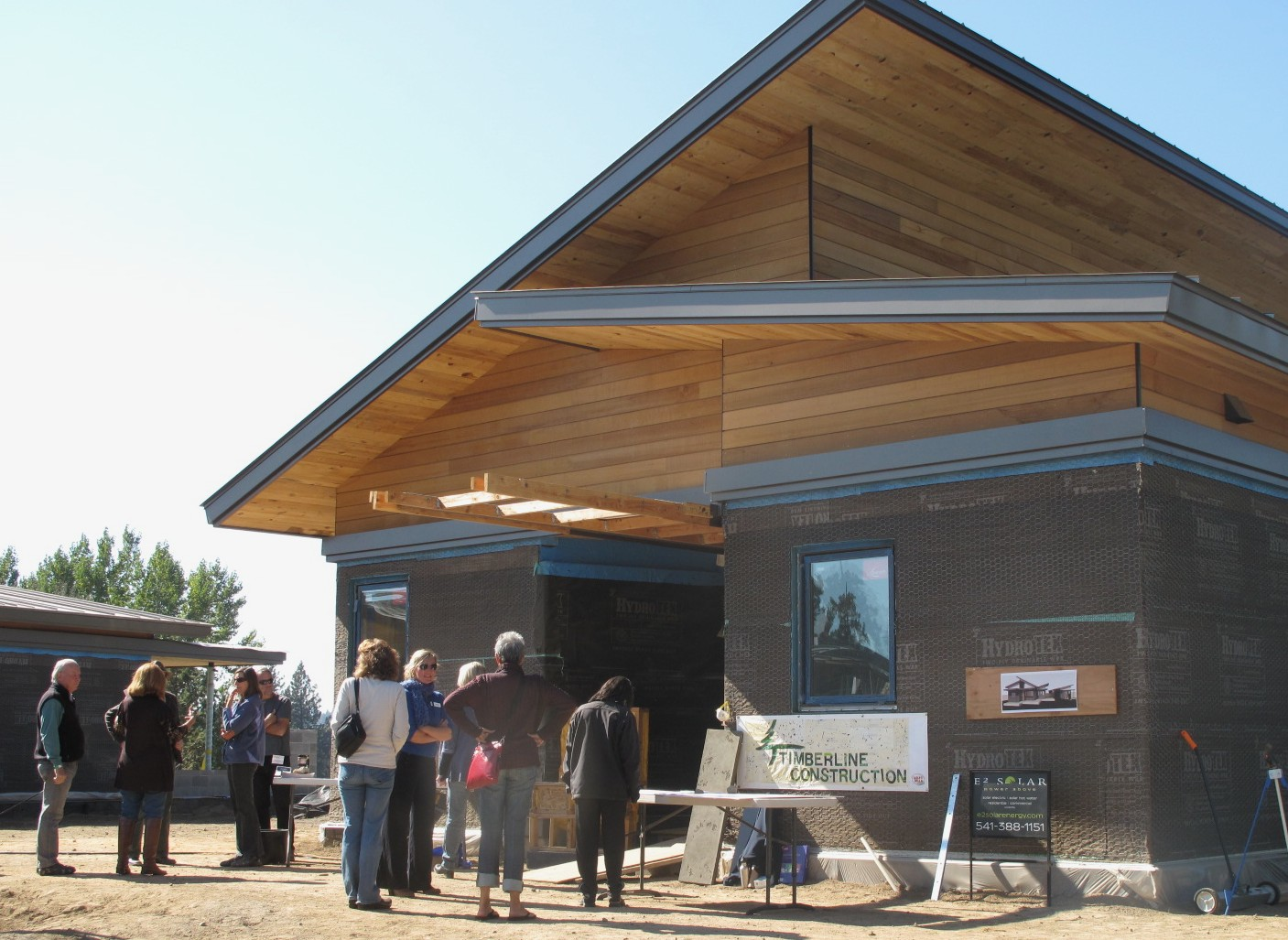 Green and Solar Home Tour