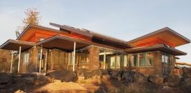 Desert Rain on November 26, 2012