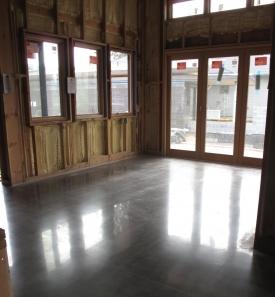 Cement Floor