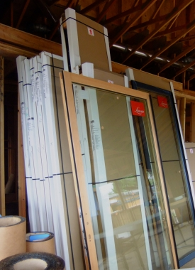 Windows and Doors to install