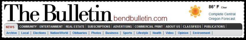 Bend Bulletin