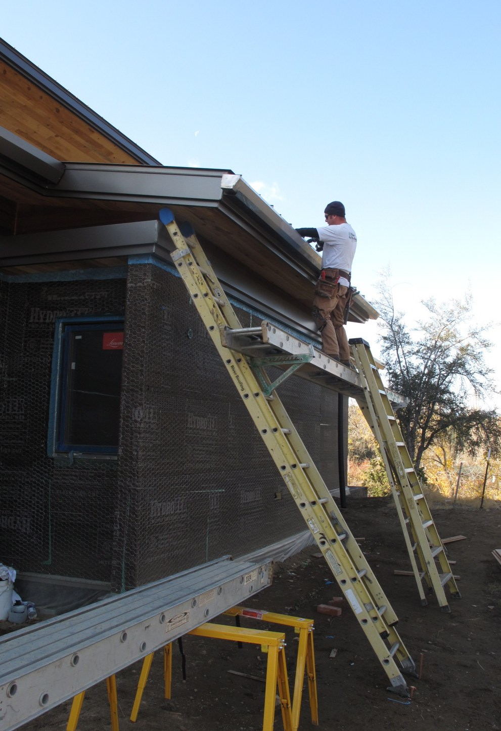 Progress In Pictures November 2012 Desert Rain House