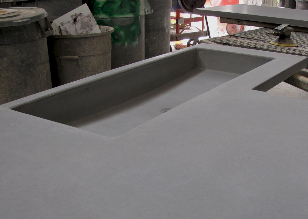 Shallow Laundry Sink : The shallow, water -saving, laundry room sink and countertop for ...