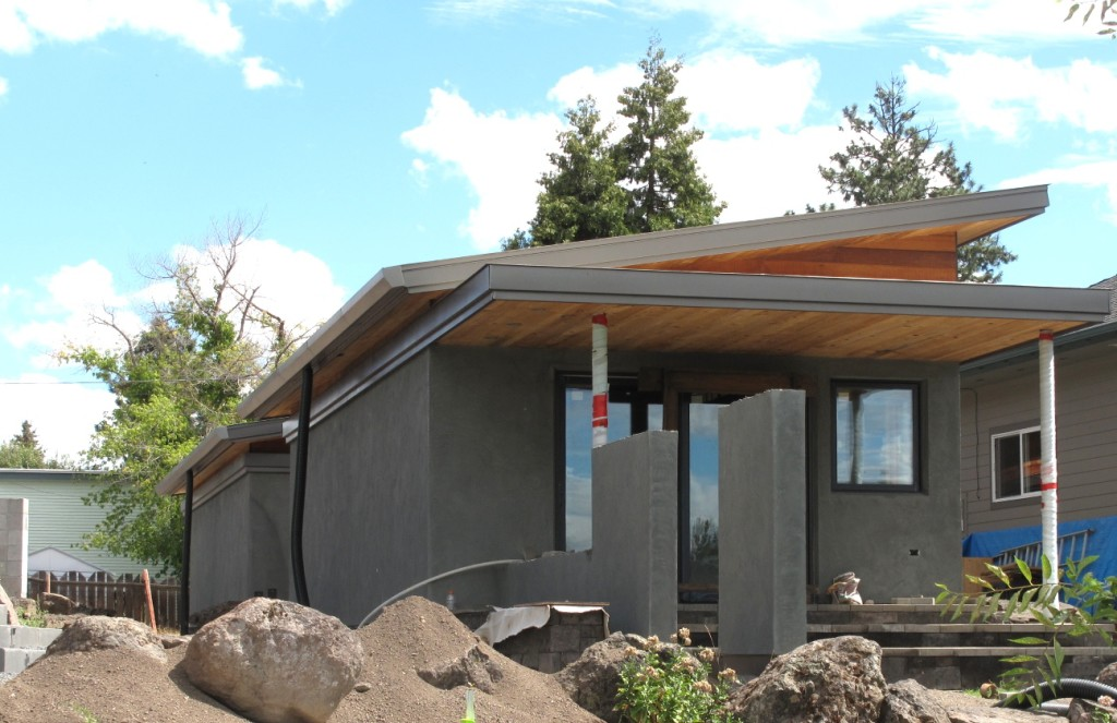 The Accessory Dwelling Unit is a small, efficient space - small is key to affordable.