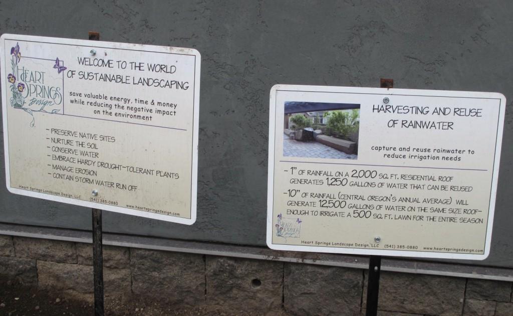 landscape signs