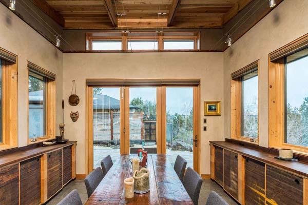 Desert Rain Dining Room