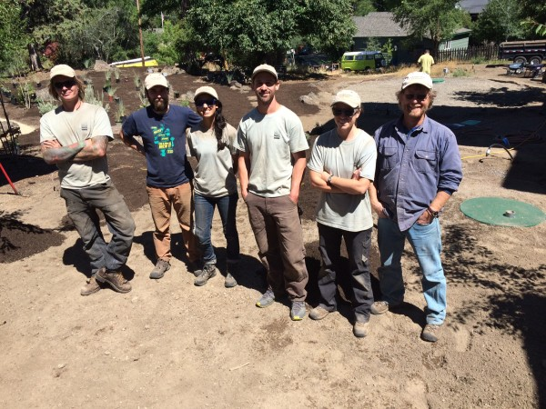 The Winter Creek Restoration Team