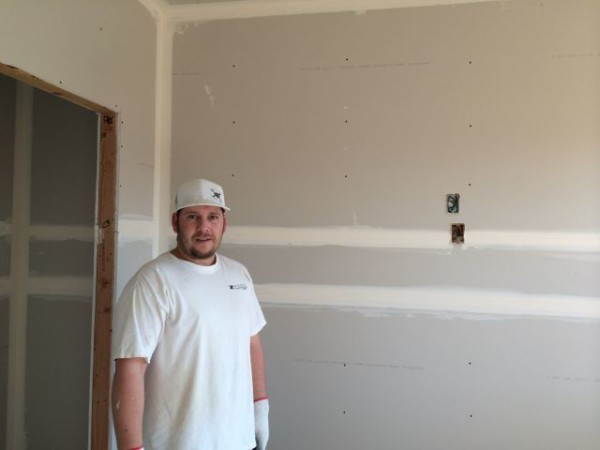 Richard from Clausen Drywall.